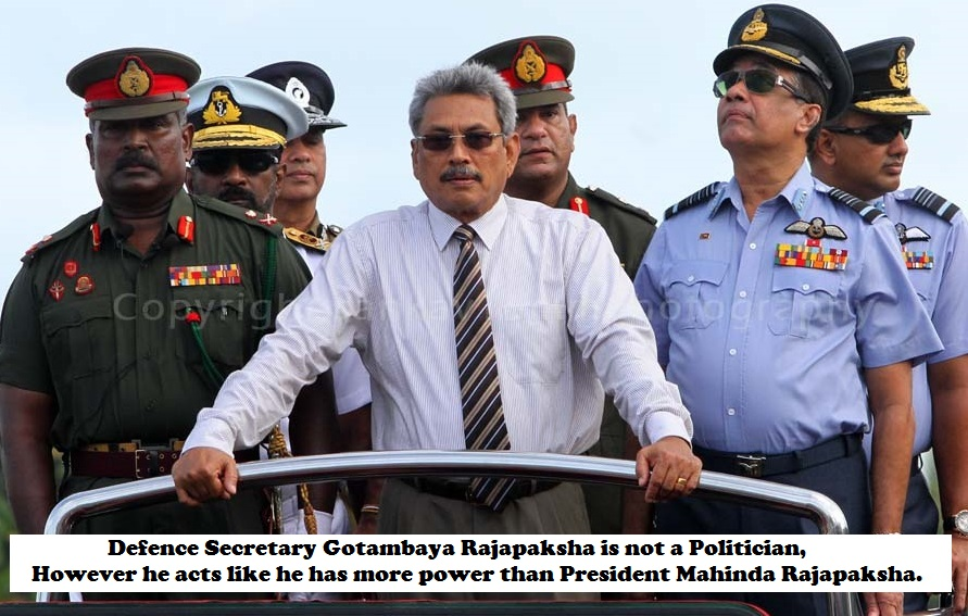 Sri Lanka's Greatest War Criminal (Gotabaya) is a US Citizen: It's Time to Hold Him Accountable