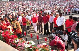 Sinhalese can Remember fallen comrades but Tamils are NOT allowed to do so in Sri Lanka