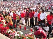 JVP condemns ban on commemoration of Killing of Tamil Civilians by Army