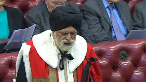 HOUSE OF LORDS – Question by Lord Singh of Wimbledon on UN inquiry in Sri Lanka