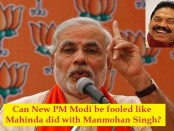 Can President Mahinda fool Indian PM Modi as he did with Singh?