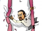 Weerawansa's open revolt rattles Govt. as it prepares for elections