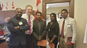 Meet wth MP Mark Adler