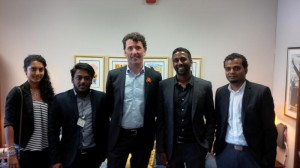 Meeting with MP Paul Dewar