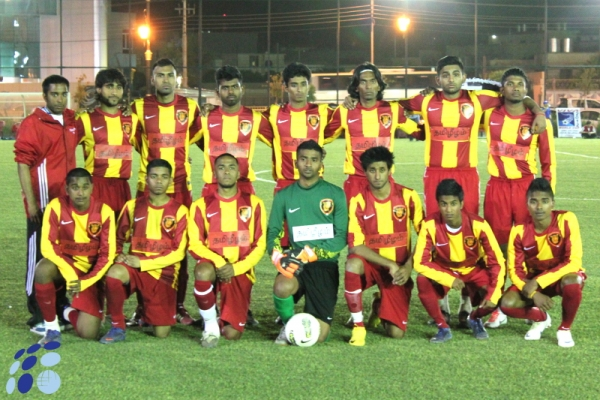 Tamil Eelam Football Team 2014