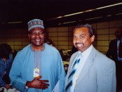 Former-President-of-Nigeria-General-Yakubu-Gowon-with-Kirubaharan