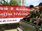 army IN jaffna