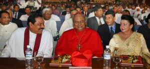 Cardinal-Malcolm-Ranjith-Mahinda-and-Shiranthi