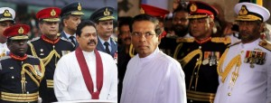 mahinda and maithiri