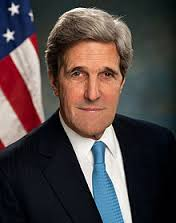 U.S. Secretary of State, John Kerry's