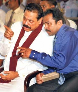 mahinda and karuna