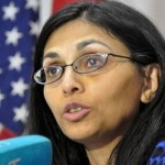 Nisha Biswal, US Asst.Secy of State for South an Central Asia