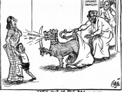 Cartoon-Sinhala-Only-