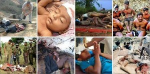 TAMILS killed