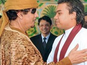 namal_rajapakse_and_gaddafi