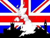 1319616-map-of-uk-on-british-flag-with-houses-of-parliament-background