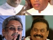 Sri Lanka Leaders