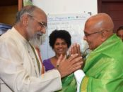 Governor and Chief Minister Wigneswaran