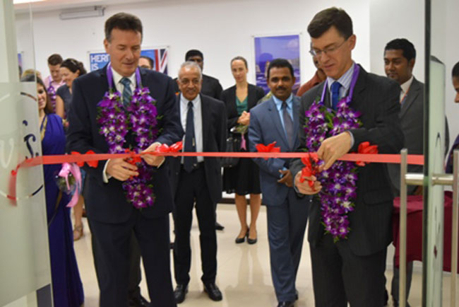 Australia and UK open new Visa Application Centre in Colombo