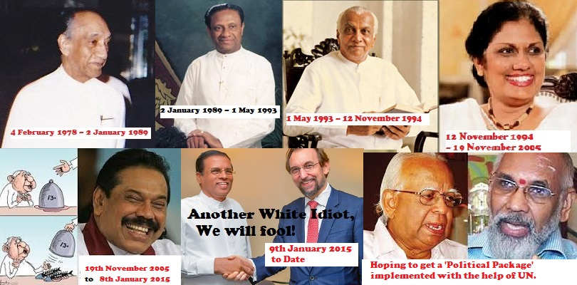 PRESIDENTS-OF-SRI-LANKA