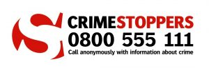 Crimestoppers anonymously on 0800 555111.