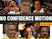 no confidence mortion