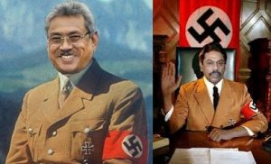 Mahinda Gotha the Hitler