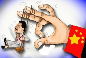 mahinda rajapaksa and china