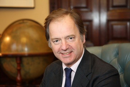 British Foreign Office Minister Hugo Swire